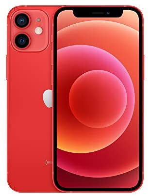 Apple iPhone 12 Mini (128Go) - (Product) Red